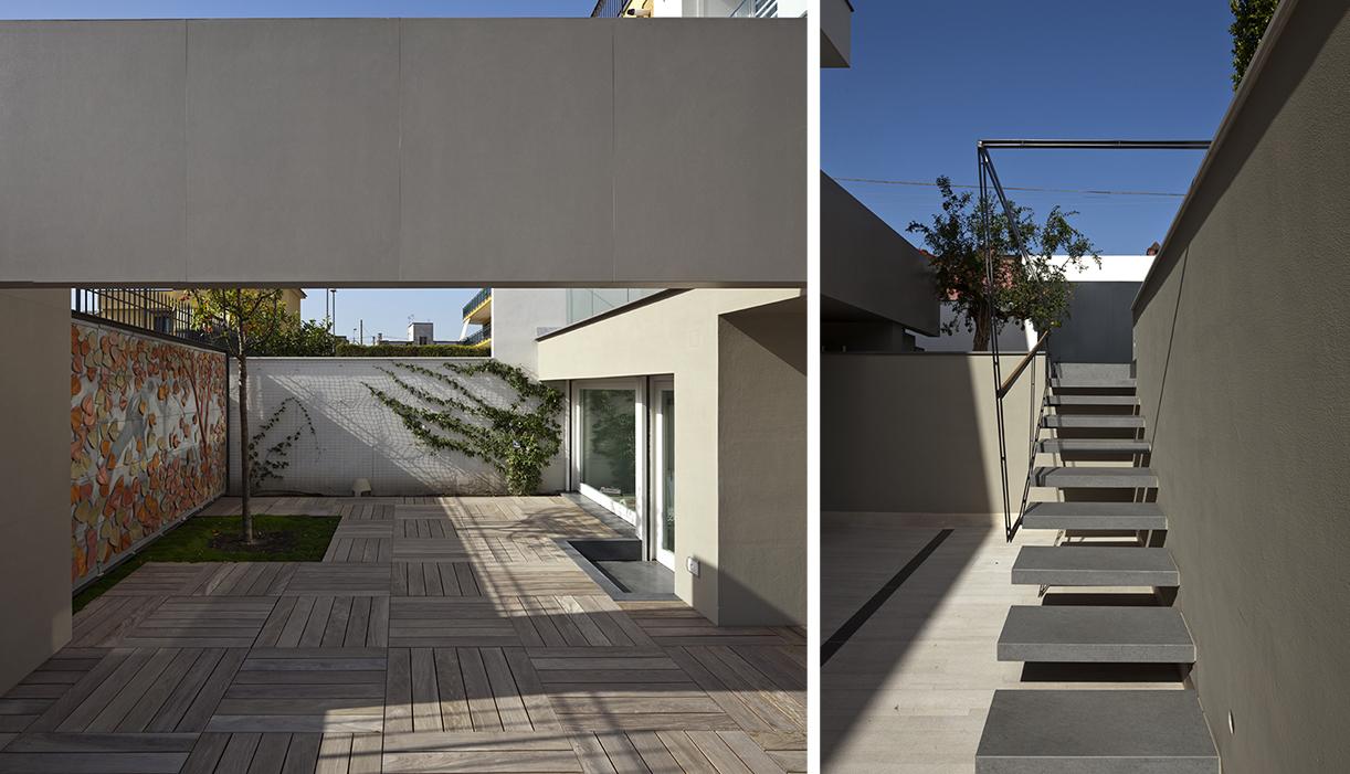 Casa m 2012 2016 antonio pelella architetto napoli for Progetti di costruzione domestica